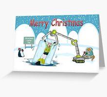 Christmas Lucky dip Greeting Card