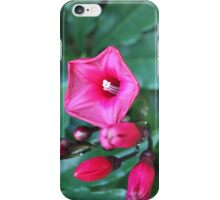 Pink Flowers. iPhone Case/Skin