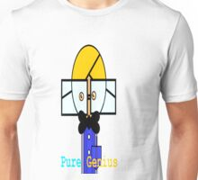 Pure Genius Unisex T-Shirt