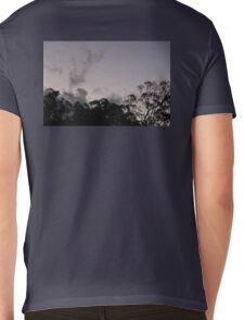 Tree Skyline Mens V-Neck T-Shirt