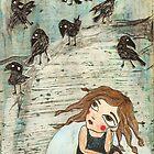 Seven Ravens by Cat Bruce