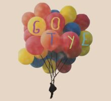 Gotye Balloons by Alex Roll