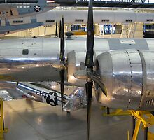 Enola Gay, Smithsonian  by Kelly Morris