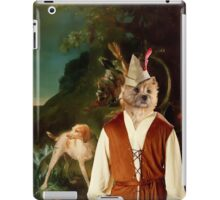 Cairn Terrier Art - After the hunt iPad Case/Skin