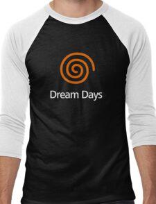 Dreamcast (Old School Shirt) Version.01 Men's Baseball ¾ T-Shirt