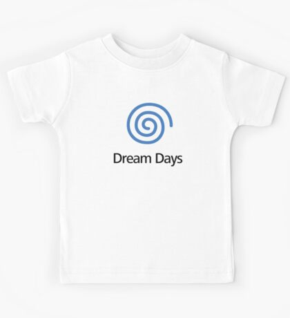 Dreamcast (Old School Shirt) Version.02 Kids Tee