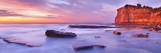 The Skillion, Terrigal, New South Wales, Australia by Michael Boniwell