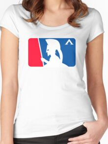 MLA 2 Women's Fitted Scoop T-Shirt