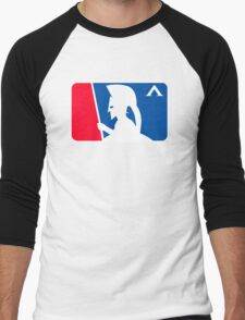 MLA 2 Men's Baseball ¾ T-Shirt