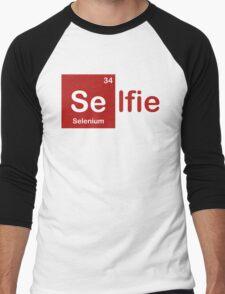 A selenium selfie from the periodic table Men's Baseball ¾ T-Shirt