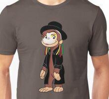 Curious Boy George Unisex T-Shirt