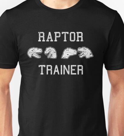 Raptor trainer Unisex T-Shirt
