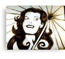 Umbrella 1 Canvas Print