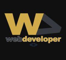 web developer Kids Tee