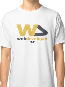web developer Classic T-Shirt