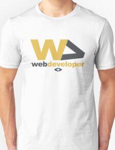 web developer T-Shirt