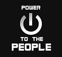 Power to the people, Unisex T-Shirt