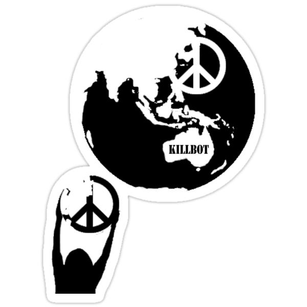 The Missing Peace by KillbotClothing