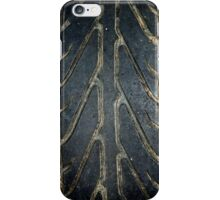 A Little Mud on the Tires iPhone Case/Skin