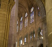 Gothic Arches and Windows by CreativeUrge