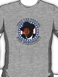 John Lee Hooker for President T-Shirt