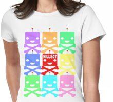 Killbots Womens Fitted T-Shirt