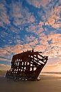 Leopard Clouds by Dan Mihai