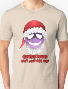 Purple guy - Christmas isn't just for kids Unisex T-Shirt