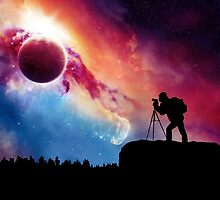 Astrophotographer by augustinet