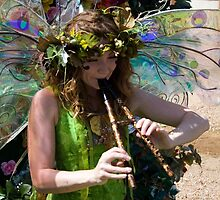 Faerie's Flute by Sarah N. Hood