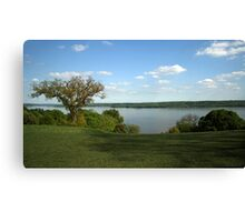 A George Washington View Canvas Print