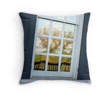 A Mount Vernon Window Throw Pillow
