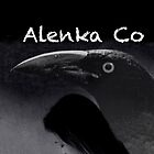 'inbetween' cover for e-book by Alenka Co