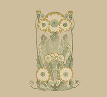 iPhone Case Very Nouveau by Melanie  Dooley