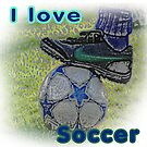 I Love Soccer by noeljerke