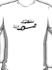 BMW 2000 CS 1965 T-Shirt
