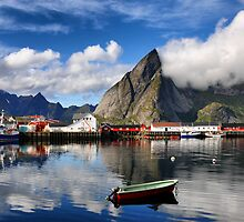 Hamnøy, a little Paradise on the Lofoten Islands by LifePictures