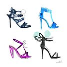 For the love of Shoes by mekel