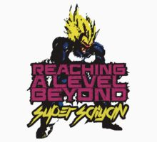 Vegeta - Reaching a level beyond Super Saiyan One Piece - Short Sleeve