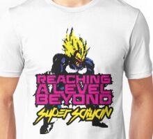 Vegeta - Reaching a level beyond Super Saiyan Unisex T-Shirt