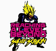 Vegeta - Reaching a level beyond Super Saiyan Unisex T-Shirt