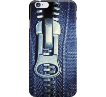 Zip iPhone Case/Skin
