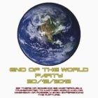 End Of The World 20/12/2012 by Buleste