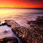 Malabar Sunrise by Arfan Habib