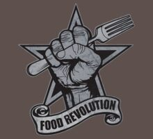 Food Revolution! by rubyred