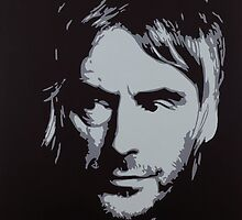 Paul Weller by blanccanvasart