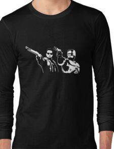 Bot fiction Long Sleeve T-Shirt