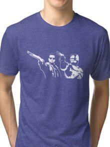 Bot fiction Tri-blend T-Shirt