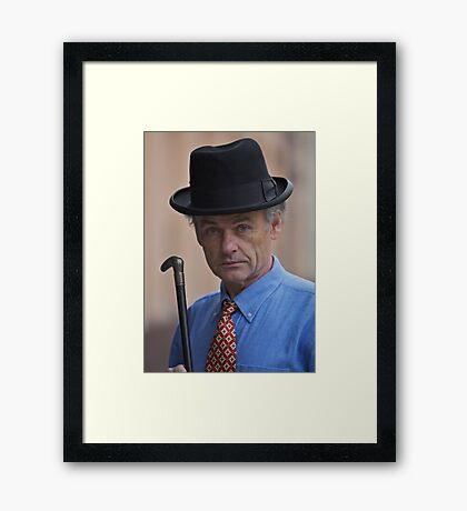 When I'm Sixty.  Famous Birthdays on 22nd April . ? Tribute to When I'm Sixty-Four- The Beatles . Framed Print