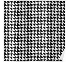 Houndstooth Poster